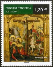 French Andorra #622 MNH CV$3.50 Predelle