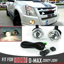 FOG LAMP LIGHT SPOT LIGHT FIT FOR ISUZU HOLDEN RODEO DMAX D-MAX 06-15 LEFT RIGHT