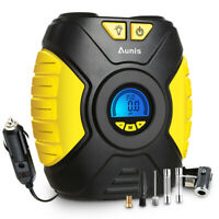 Car Air Compressor Heavy Duty Digital Tire Inflator Auto Tyre Pump DC 12V 150PSI