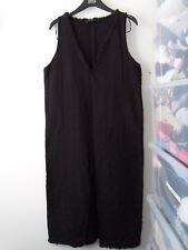 Ladies BNWOT ZARA Black Tunic Midi Dress Size M (BF)