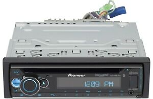 Pioneer DEH-S7200BHS HD Radio Built in Bluetooth SiriusXM-Ready CD Receiver NEW