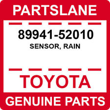 89941-52010 Toyota OEM Genuine SENSOR, RAIN