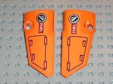 LEGO TECHNIC Orange panel fairing 3 & 4 ref 64683  64391 + Sticker / set 42038