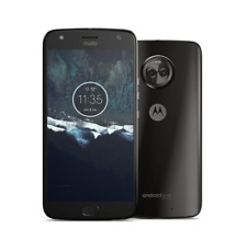 "UNLOCKED Black Motorola Moto X4 4th Generation 32GB Storage Unlocked 5.2"""