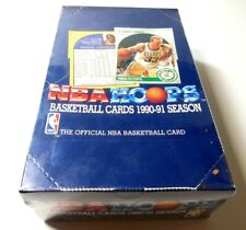 1990-91 Hoops Basketball Box Series 1 Factory Sealed Case Fresh Jordan PSA