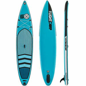 Luz Tabla Corp Blue Series Touring Mft Sup de Suelo Up Tablero Paddel i-Sup Neu