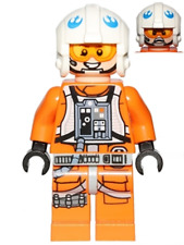 "LEGO Star Wars ""Zin Evalon""  Y-Wing Fighter pilot 2017 release"