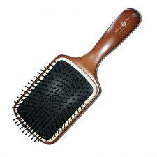 Head Jog Ceramic Wooden Paddle Brush 74