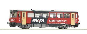 Roco H0 70384 Dieseltriebwagen Rh 810 054-7 der SKPL - NEU + OVP