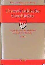 Unterfränkische Geschichte, 5 Bde., Bd.1, Von der german... | Buch | Zustand gut