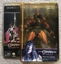 """Neca Conan le barbare """"Pit Fighter"""" Figure Cult Classics"""