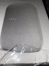 Google - Nest Audio - Smart Speaker - Chalk New Sealed Read