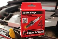 Brisk Silver Racing Spark Plugs - '17+ Fiat 124 Spider/Abarth, '13+ Dodge Dart