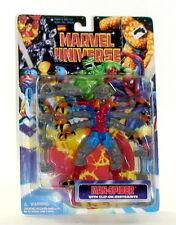 Marvel Universe Man Spider Spiderman action figure Toy Biz 1997