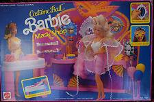 NIB Mattel Barbie Costume Ball Mask Shop 1991