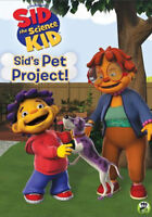 Sid the Science Kid: Sid's Pet Project (DVD, 2013) - Brand New