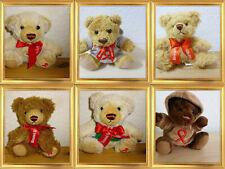 Aids Teddy von 2007,  2011,  2014 Clemens Bärenstark für die Aidshilfe
