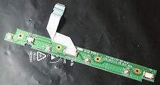 Power switch Board p71eno p71en0 35-5p7100-c0 de portátil Fujitsu amilo m3438g