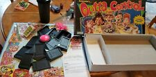 Outta Control Board Game Parker Brothers 1992 Used 100% complete