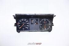 Audi 80/90 Typ 81/85 Tacho/Kombiinstrument mit Analoguhr & ECON-Anzeige