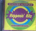 Sony Music PROMO Happenin' Hits Instore Airplay Volume 1 2-CD Album Various GC