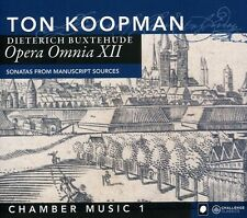 Ton Koopman, Gotebor - Complete Works 12: Chamber Music [New CD]