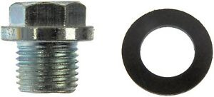 Engine Oil Drain Plug Dorman 65325