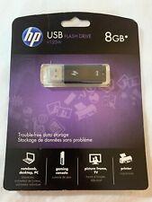 HP USB v125w Flash Drive 8gb