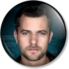 "Fringe Peter Bishop 25mm 1"" Pin Button Badge TV Series Sci-Fi FBI Joshua Jackson"