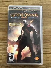 God Of War : Ghost Of Sparta - ( Sony Psp ) Complete W/box & Manual !