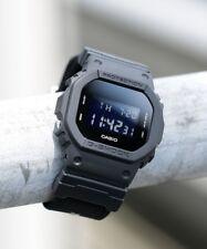 CASIO G-SHOCK DW-5600BBN-1JF Millitary Black Men's Watch NEW jp f/s
