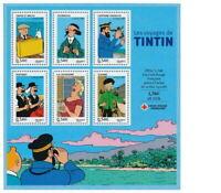 Frankreich France 2007 Yvert BF 109 ** Michel Block 78 ** Tim und Struppi Tintin