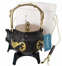More details for buckingham  handmade japanese style cast iron teapot kettle 1500 ml gift box set