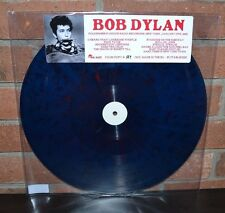 BOB DYLAN - Folksinger's Choice Radio Recording 1962, Import SPLATTER VINYL New!