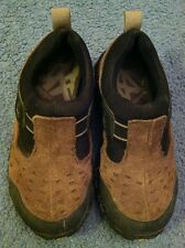 timberland shoes toddler size 9.5 brown suede