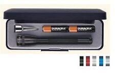 Mag -Lite   Mini Mag -Lite 2 AAA  (1/2 stilo) made in U.S.A. con cofanetto