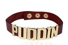 Suicide Squad Harley Quinn like Puddin Choker