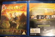 WILLOW SPECIAL EDITION DELETED RARE BLU-RAY WARWICK DAVIS GEORGE LUCAS LUCASFILM