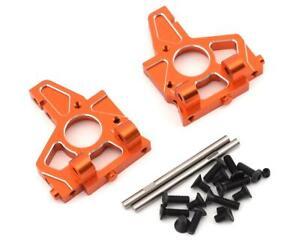 Yeah Racing HPI Sprint 2 Aluminum Bulkhead (Orange) [YEA-SPT2-027OR]