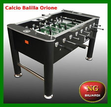 Calcio Balilla ORIONE - CALCETTO  - BILIARDINO - NUOVO - ROBUSTO