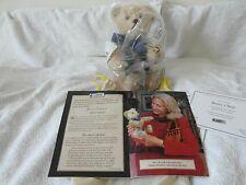 Rare Steiff Bunny,s Bear Ltd Ed 2,500 Were Ever Made 2006 Brand New Condition.