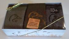 Ducks Unlimited Merino Wool Sock Gift Box, 3 Pair, only $21.95, Great Gift Item!