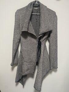 alembika Sweater Jacket Cardigan Size 0