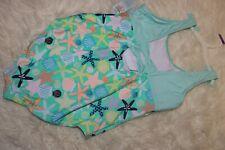 Kids Cat And Jack Size XL 14/16 PLUS Swimsuit Bathing Suit