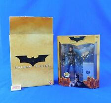 Bruce Wayne Figure Batman Begins Mattel Wizard World Chicago 2005 Exclusive New