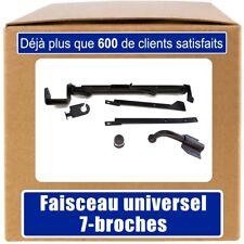 Citroen Xsara Break 98-05 Attelage fixe+faisceau 7-broches uni.