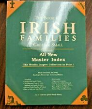 The Book of Irish Families Great & Small Vol. 1, Third Edition
