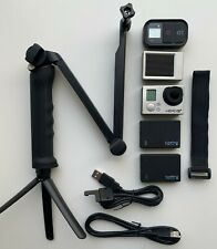 Gopro Hero 3 Silver Edition  Camera with accessories +