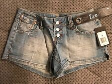 Z Co Women's Light Wash Shorts Size 5 NWT