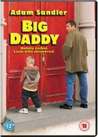 Big Daddy DVD (2014) Adam Sandler, Dugan (DIR) cert 12 ***NEW*** Amazing Value